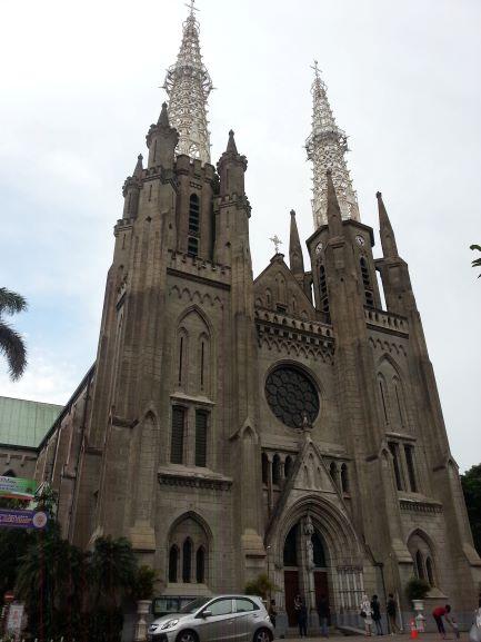 Jakarta Cathedral(ジャカルタ カテドラル)