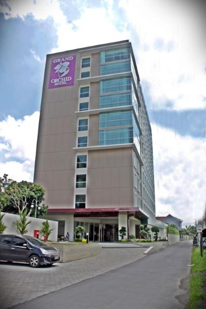 Grand Orchid Hotel Yogyakarta(グランド オーキット ホテル ジョグジャカルタ)