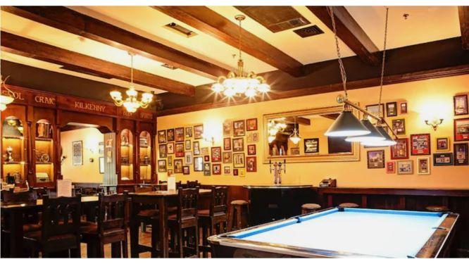 Molly Malones Irish Pub(モリー・マローンズ)
