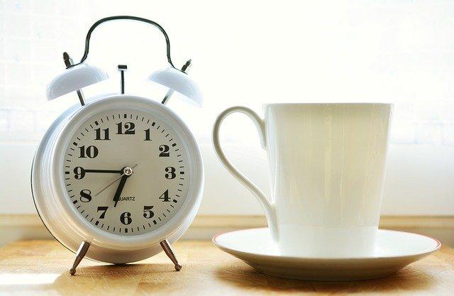6:30 【起床】