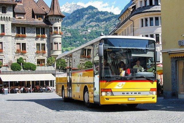 バス(シャトルバス)