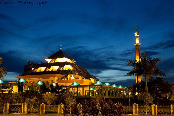 Grand Mosque of Batam(Masjid Raya Batam)