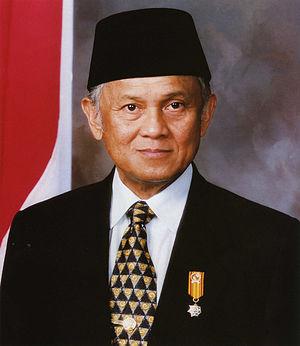 3, 三代目大統領:ユスフ・ハビビ
