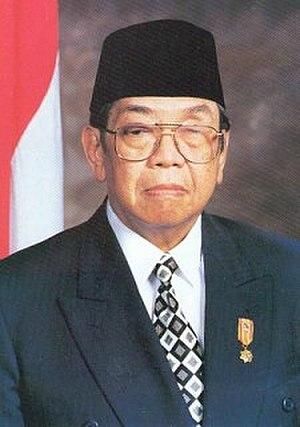 4, 四代目大統領:アブドゥルラフマン・ワヒド
