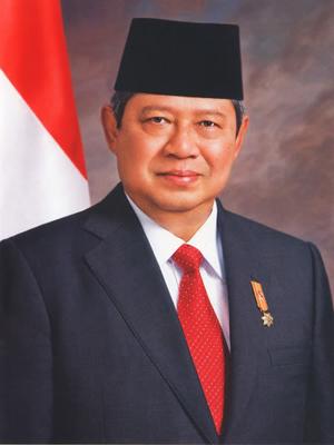 6, 六代目大統領:スシロ・バンバン・ユドヨノ