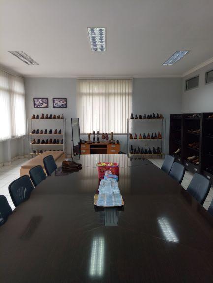 訪問時のショールーム写真1