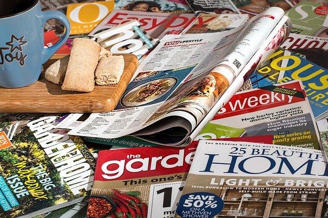 充実ラインナップの雑誌とマンガ、旅行ガイドブックをご紹介