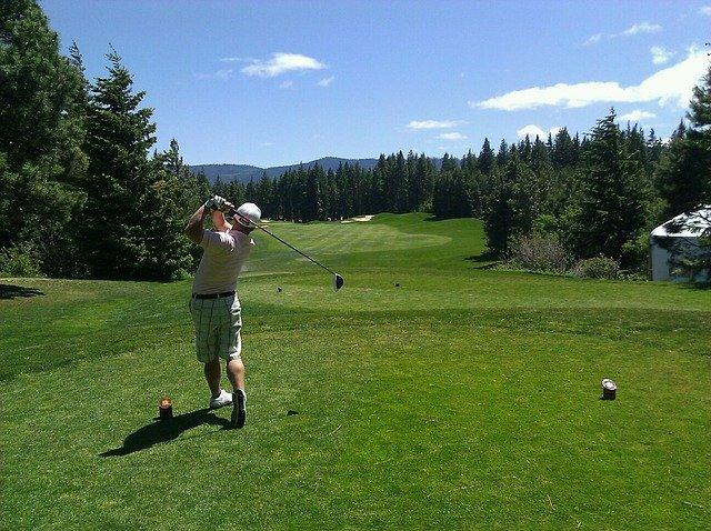 ボゴールのゴルフ場をご紹介します!