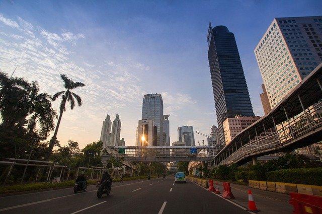 インドネシアの首都移転に関して!