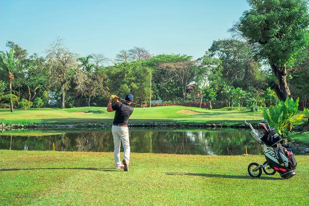 5, Bali Beach Golf Course (バリ ビーチ)