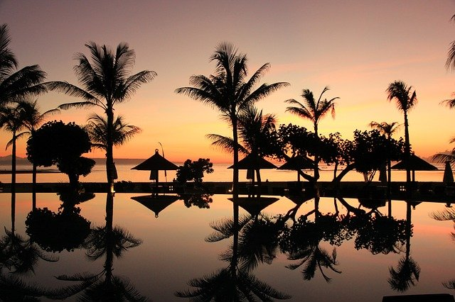 バリ島のゴルフ場をご紹介します!