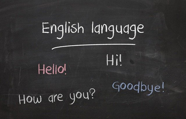 英語力は大丈夫?