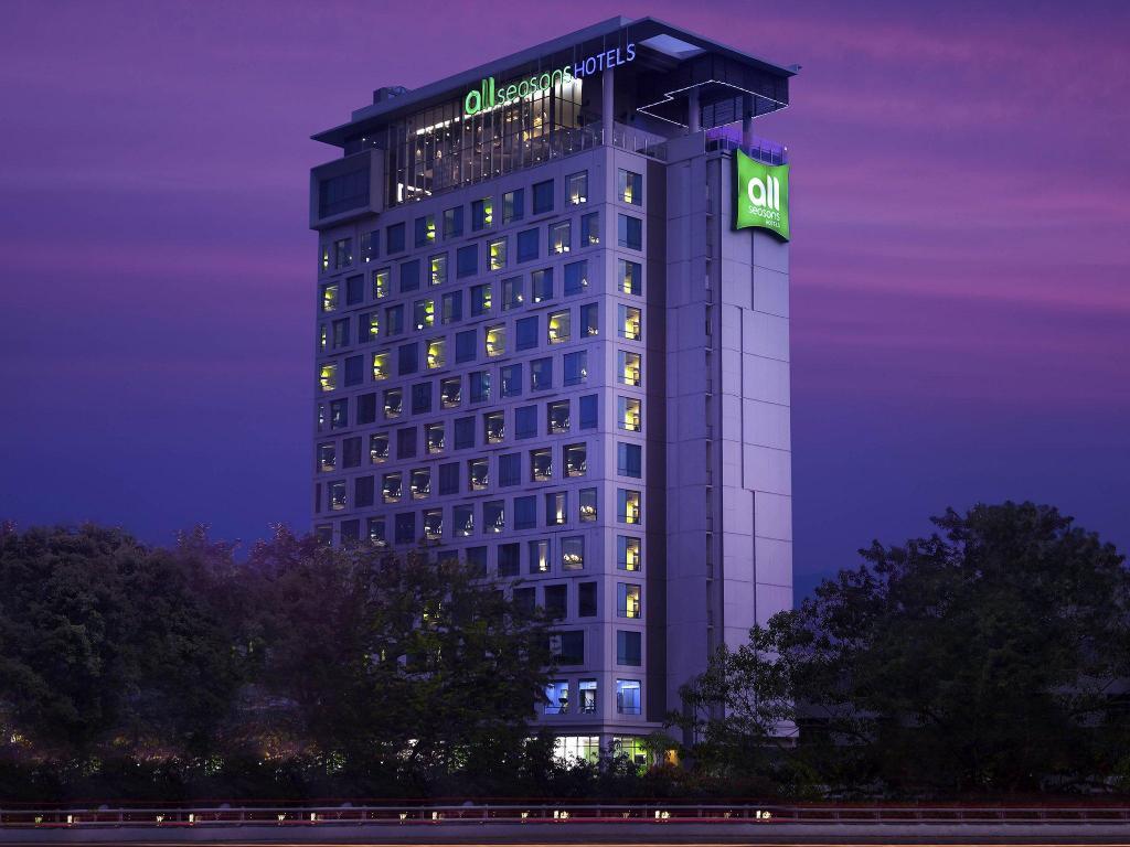 オール シーズンズ ジャカルタ タムリン ホテル (All Seasons Jakarta Thamrin Hotel)