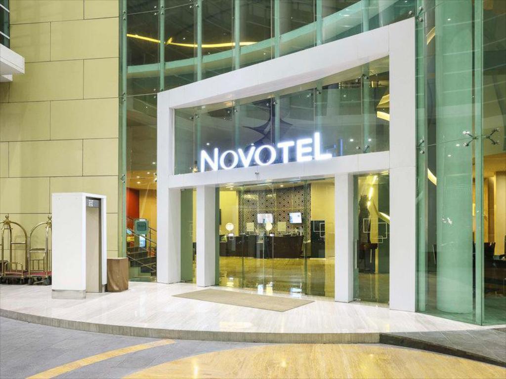 ノボテル ジャカルタ ガジャ マダ ホテル (Novotel Jakarta Gajah Mada Hotel)