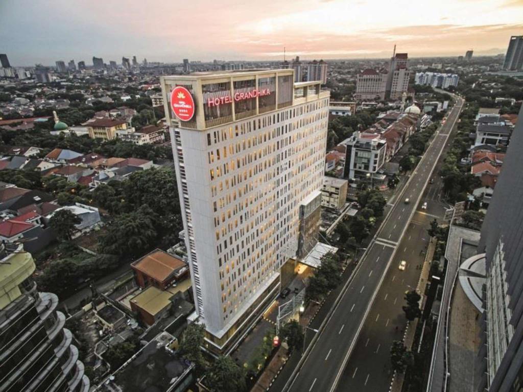 ホテル グランディカ イスカンダールシャー (Hotel GranDhika Iskandarsyah)