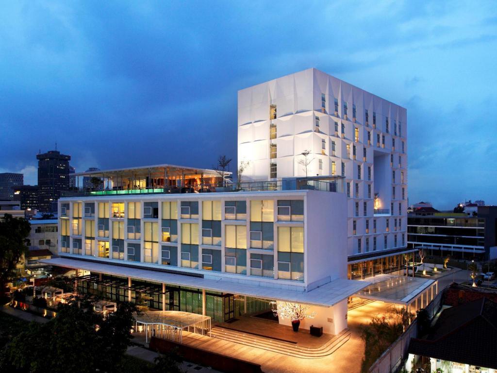 モリッシー ホテル レジデンシズ (Morrissey Hotel Residences)