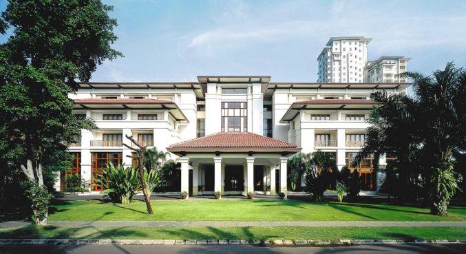 ザ ダルマワンサ ジャカルタ (The Dharmawangsa Jakarta)