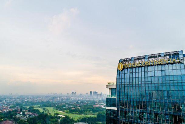 インターコンチネンタル ジャカルタ ポンドック インダー (InterContinental Jakarta Pondok Indah)