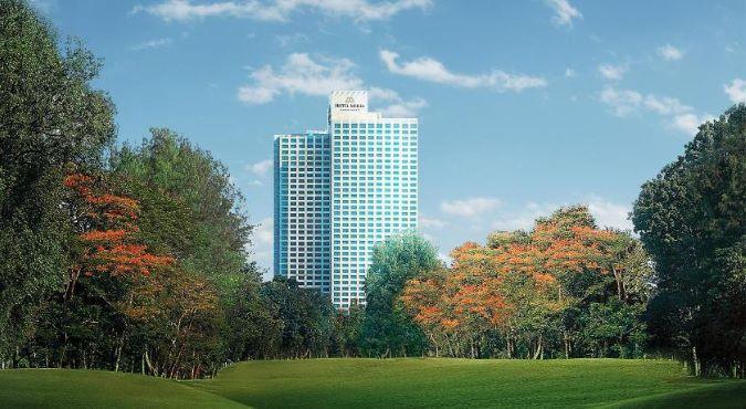 ホテル ムリア スナヤン ジャカルタ (Hotel Mulia Senayan Jakarta)