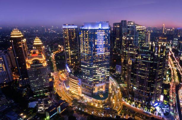 ザ リッツ カールトン ジャカルタ パシフィック プレイス (The Ritz-Carlton Jakarta, Pacific Place)