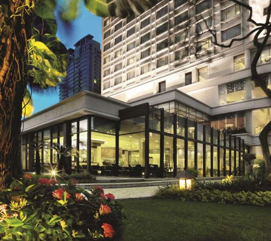 シャングリラ ホテル ジャカルタ (Shangri-la Hotel Jakarta)