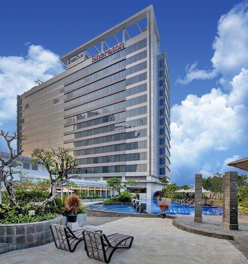 シェラトン グランド ジャカルタ ガンダリア シティ ホテル (Sheraton Grand Jakarta Gandaria City Hotel)