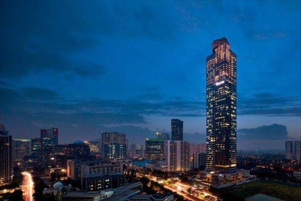 ザ ウェスティン ジャカルタ (The Westin Jakarta)